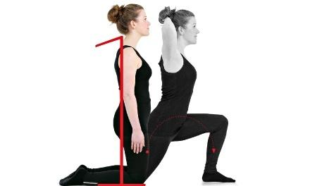 vederea musculaturii spatelui